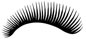 surrealist-Helena mascara-cils