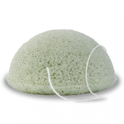 konjac-sponge-green-tea