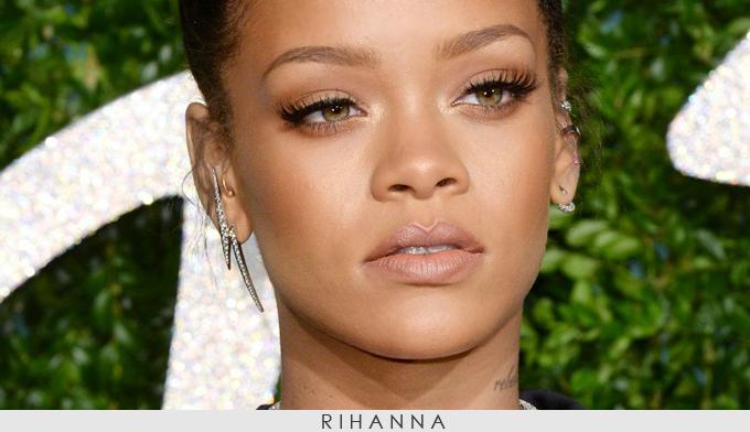 Rihanna-makeup