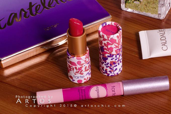 Tarte-Lipstick