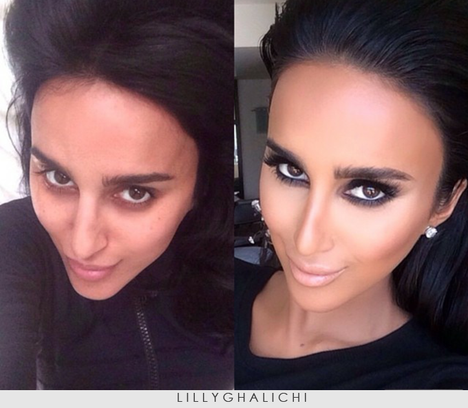 lilly-ghalichi-contouring