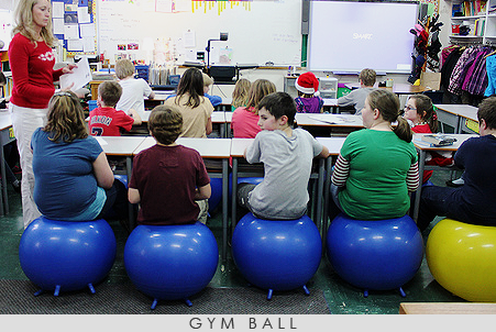 gym-ball-at-school