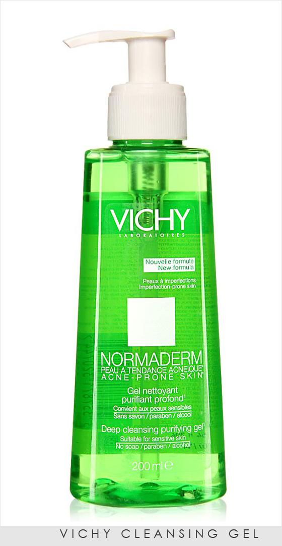 bba397be9 Vichy + Bioderma + Avene | تجربتي مع غسولات البشرة الدهنية و المختلطة