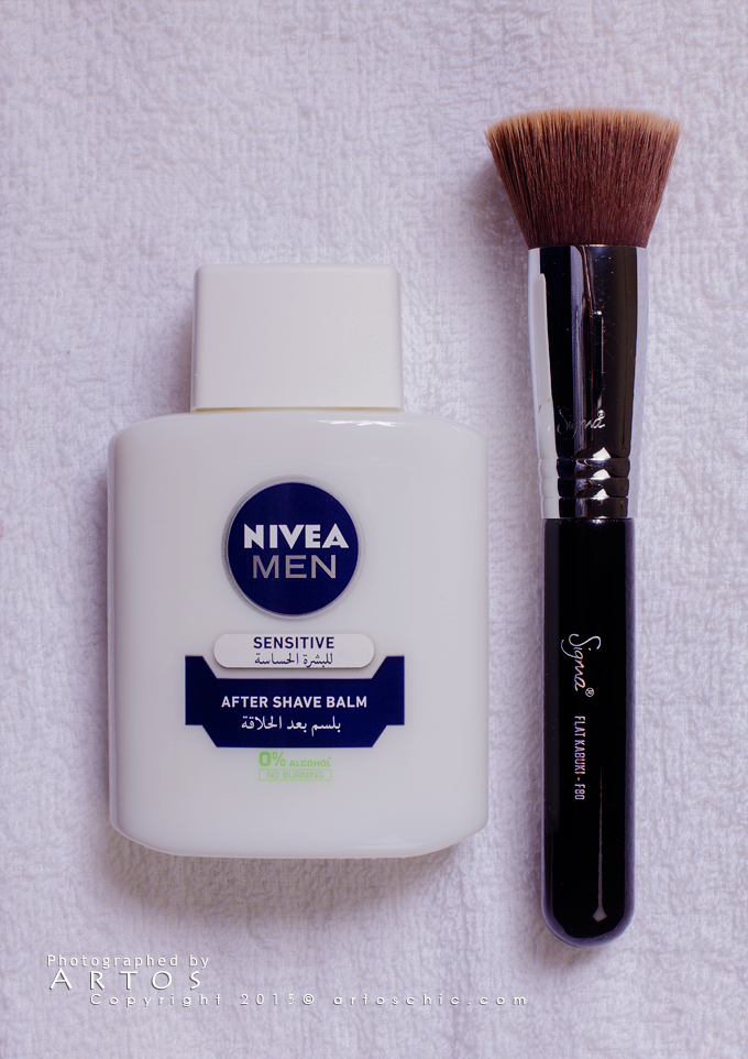 Nivea-after-shave-balm-AS-a-primer