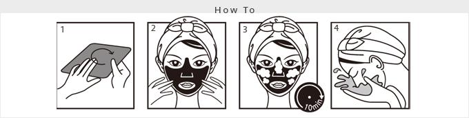 how-toMediheal-Mogongtox-Soda-Bubble-Acne-Sheet-Mask