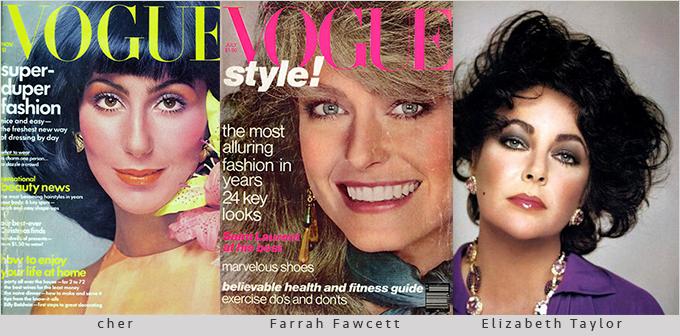 cher---Farrah-Fawcett---Elizabeth-Taylor