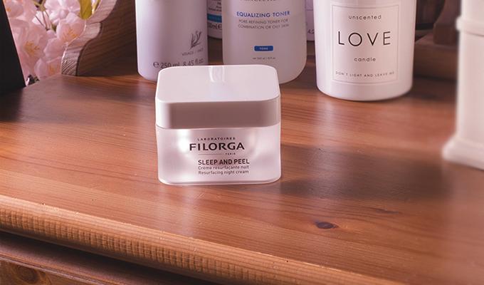 slidFILORGA-Sleep-and-Peel-Resurfacing-Night-Cream