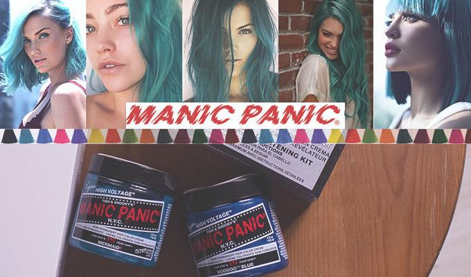 تجربتي مع سحب اللون و صبغ الشعر بالمنزل + انطباعي الأولي لـ صبغات مانيك بانيك