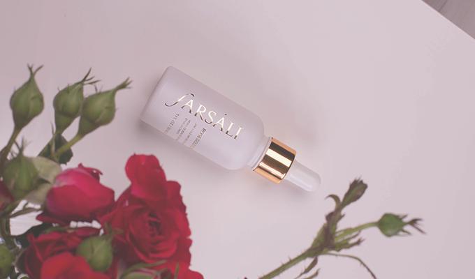 FARSÁLI Rose Gold Elixir | فرسالي إكسير الذهب ( منتج مُتعدد الإستخدام )