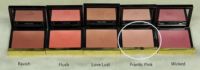 Frantic Pink 02 Cheek Color