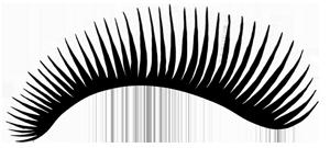 surrealist-Helena mascara-cils