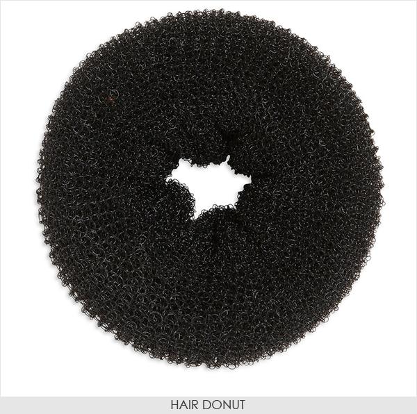 Hair-donut