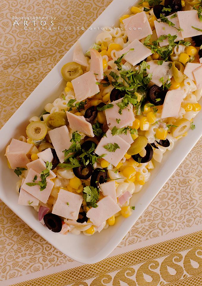 Macaroni-Pasta-Salad
