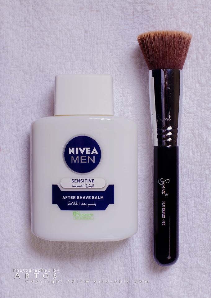 Nivea-after-shave-balm-AS-a-primer