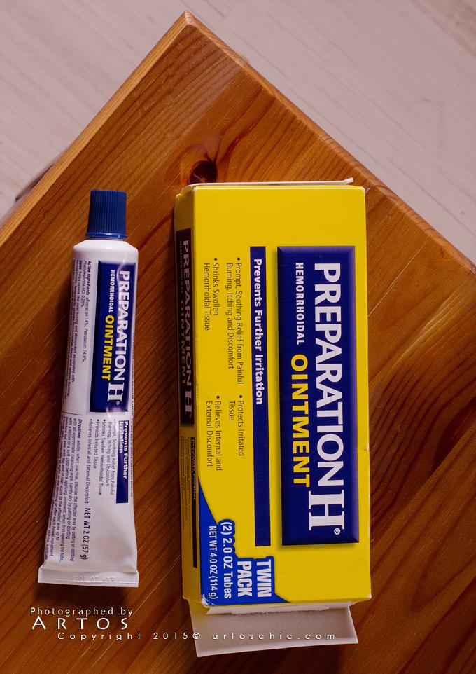 Preparation-H-Ointment