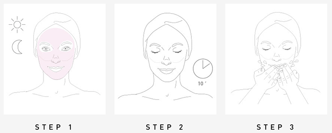 how-to-applay-mask
